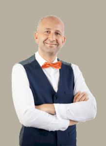 Omar Bolzan fondatore di Dj Per Eventi Exclusive Wedding