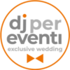EXCLUSIVE WEDDING by Dj Per Eventi Logo