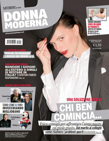 Dj Per Eventi Donna Moderna Cover